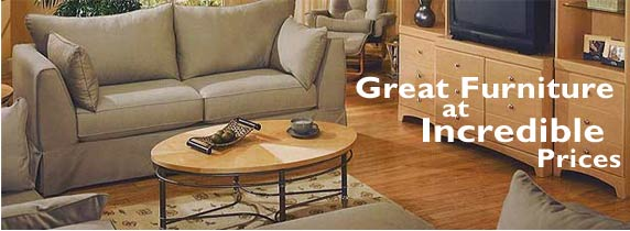 Brand-Name Furniture, Affordable Quality Furnishings